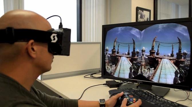 Công nghệ Thực tại ảo còn mới mẻ được hy vọng sẽ giúp thúc đẩy nhu cầu tiêu thụ card đồ họa của AMD trong quý sắp tới.