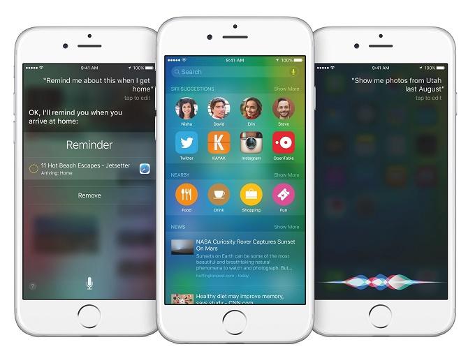 Không phải vô cớ mà Apple lại vội vã phát hành iOS 9.2.1 khi phiên bản 9.3 có nhiều tính năng mới đã đi vào giai đoạn thử nghiệm beta cuối cùng.