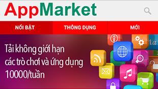 Ra mắt kho ứng dụng giá rẻ cho người Việt