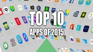 Top ứng dụng di động được tải và dùng nhiều nhất 2015