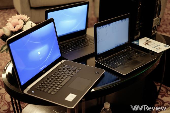 Dell giới thiệu loạt laptop và máy trạm mới tại Việt Nam, có cả dòng Precision