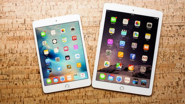 iPad Mini là dòng tablet bán chạy nhất của Apple tại Mỹ trong Q4/2015