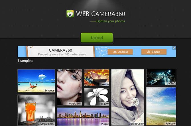 Quả thật Camera360 nổi tiếng đến nỗi mỗi khi có một bức ảnh của hot girl  nào được đăng tải lên mạng xã hội là cư dân mạng lại nhắc ngay tới ...