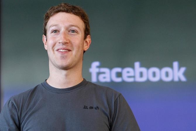 Bức ảnh chụp tủ quần áo của Mark Zuckerberg gây sốt