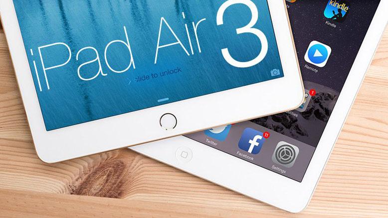 iPad Air 3 bị lộ bản vẽ: Tích hợp 4 loa, có đèn flash