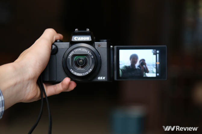 Review the Canon PowerShot G5 X