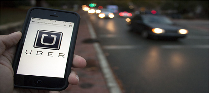Quả đắng mang tên Uber