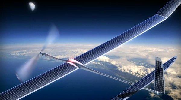 Skybender: Dự án cung cấp mạng 5G của Google bằng drone năng lượng mặt trời