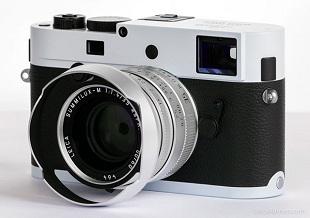 """Leica M-P """"phiên bản gấu trúc"""" dành riêng cho thị trường Trung Quốc"""