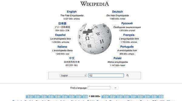 'Ngày ấy và bây giờ' của các trang web phổ biến nhất thế giới