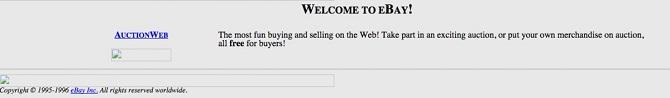 So sánh 'ngày ấy và bây giờ' của các trang web phổ biến nhất thế giới