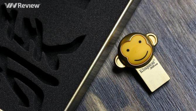 Đánh giá USB Kingston linh vật năm Thân