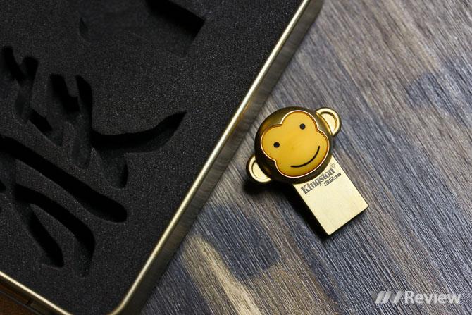 Đánh giá USB Khỉ vàng Kingston