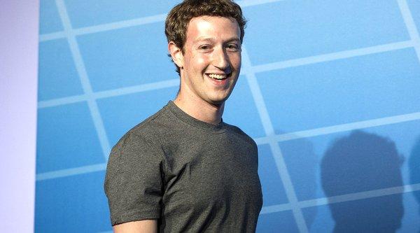 Mark Zukerberg trở thành người giàu thứ tư thế giới