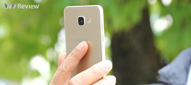 Đánh giá Samsung Galaxy A5 (2016): hoàn thiện tốt, pin bền