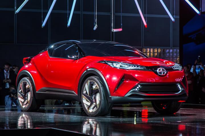 Toyota khai tử thương hiệu xe Scion