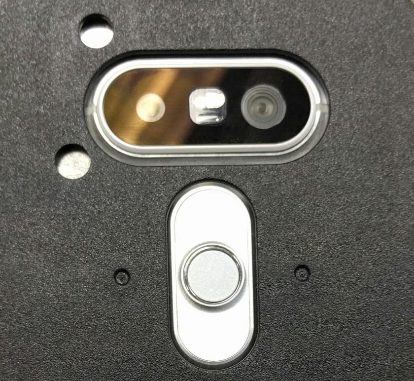 Những hình ảnh đầu tiên về siêu phẩm LG G5 sẽ ra mắt vào 21/2 tới. - 110048