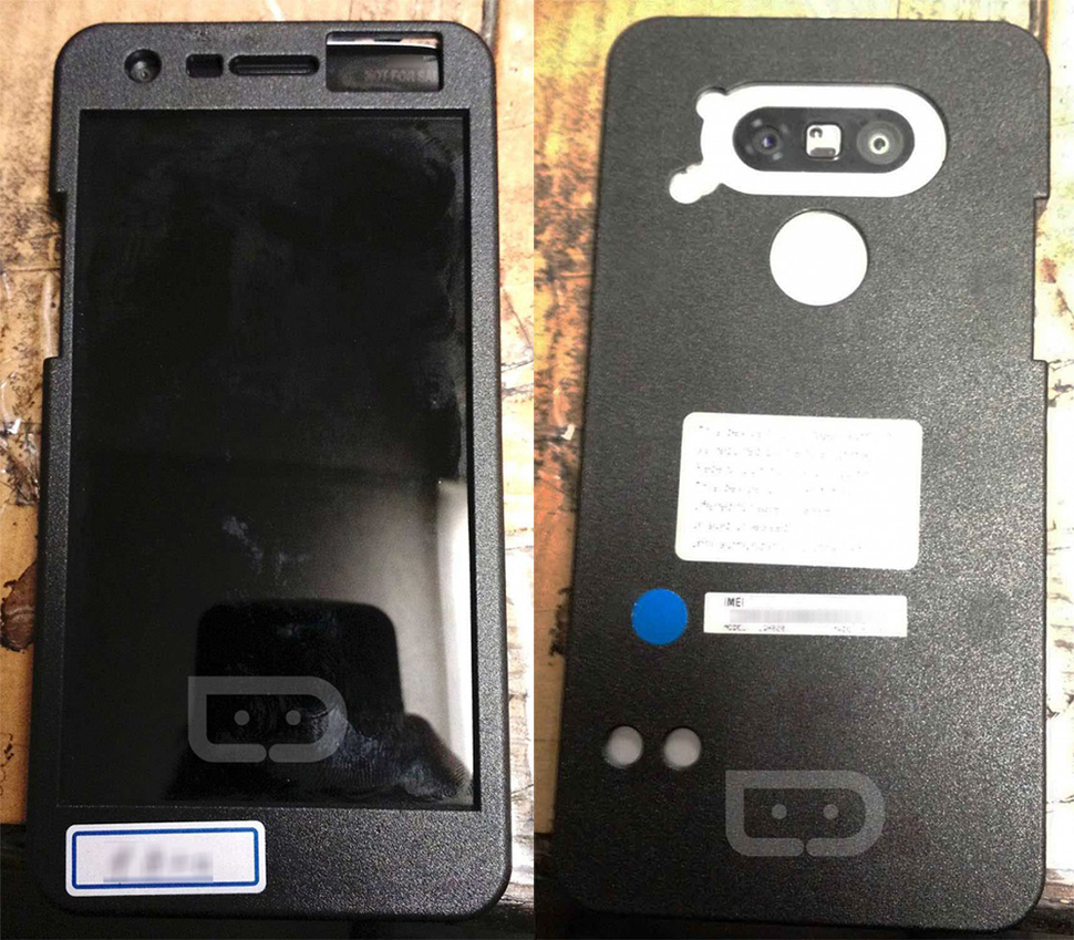 Những hình ảnh đầu tiên về siêu phẩm LG G5 sẽ ra mắt vào 21/2 tới. - 110047