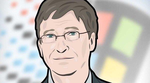 17 điều thú vị về Bill Gates