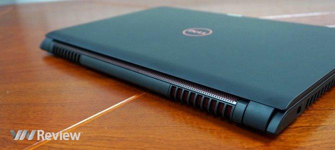 Trải nghiệm nhanh laptop chơi game Dell Inspiron 15 7559