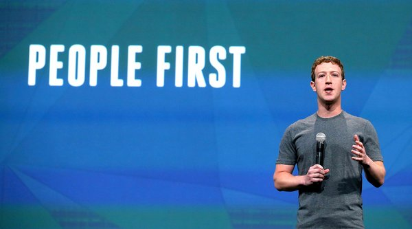 Facebook tròn 12 tuổi!
