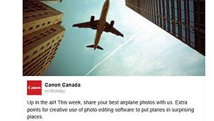 """Canon """"đá đểu"""" vụ Nikon trao giải cho ảnh bị Photoshop"""