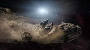 Một thiên thạch sẽ 'ghé thăm' Trái Đất vào tháng 3 tới