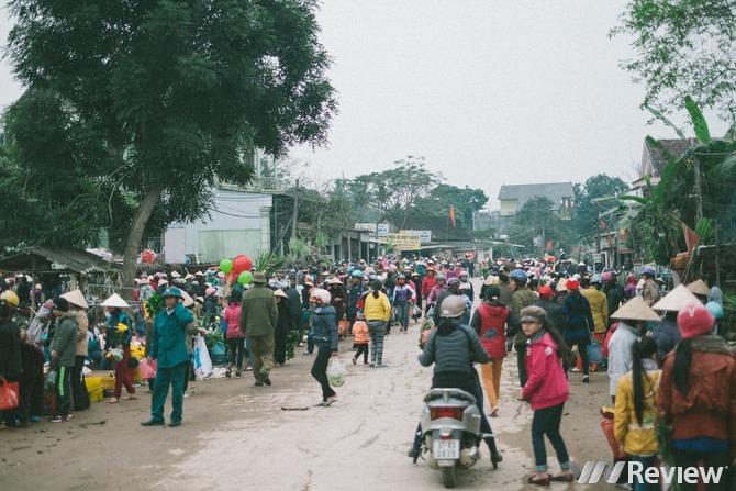 Chợ quê dịp Tết qua góc ảnh Fujifilm X-T10