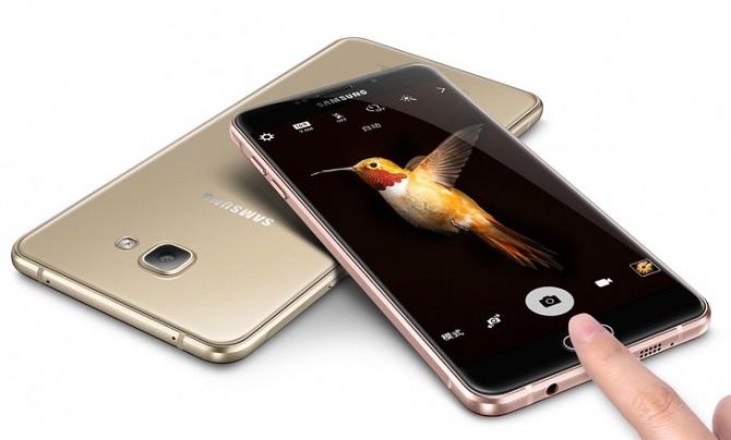 Lộ diện cấu hình của Samsung Galaxy A9 Pro với RAM 4 GB, máy ảnh 16 MP