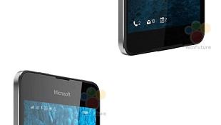 Lộ ảnh báo chí Lumia 650 và 650 XL khung kim loại
