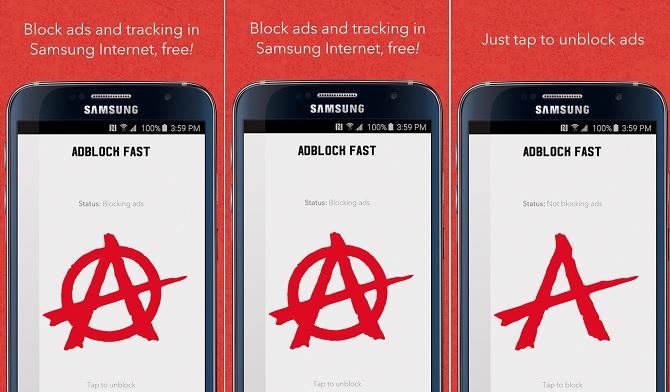 Google cho phép Adblock Fast có mặt trở lại trên Google Play