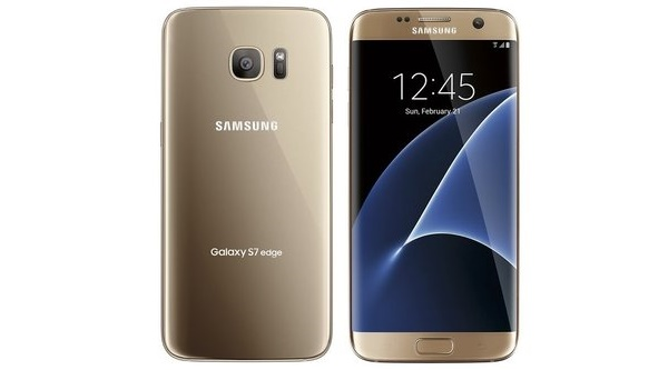 Rò rỉ ảnh dựng 3 màu của Galaxy S7 edge