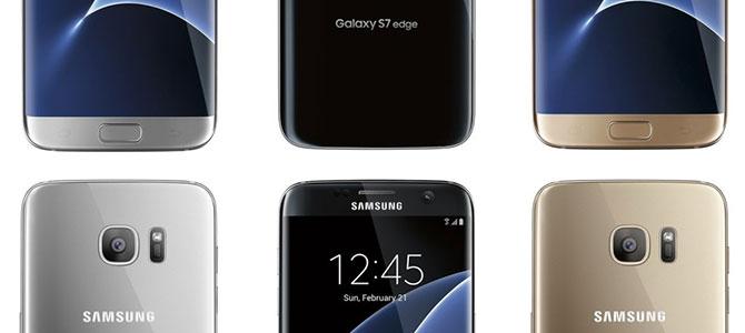 Chân dung Galaxy S7 qua thông tin rò rỉ