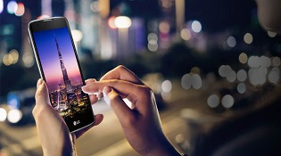 LG K8 giá rẻ trình làng: màn hình 5 inch, chạy Android Marshmallow