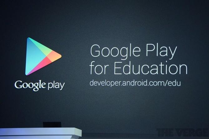 Google đóng cửa chợ ứng dụng Android dành cho giáo dục
