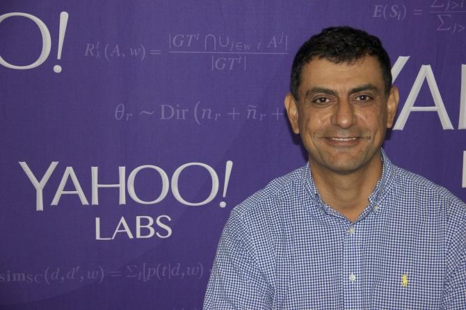 Cùng lúc, Yahoo đã công bố kế hoạch mảng nghiên cứu phát triển của hãng khi đổi tên Yahoo Labs thành Yahoo Research.