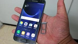 Lộ video và ảnh trên tay Galaxy S7: pin 2800 mAh