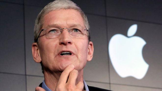 Apple chống lệnh đòi mở khoá iPhone