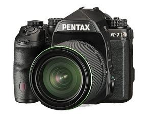 """Pentax K-1 chính thức trình làng, """"hàng khủng"""" Full-Frame lộ diện"""
