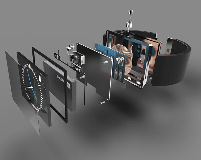 Bản concept Surface watch đẹp lung linh