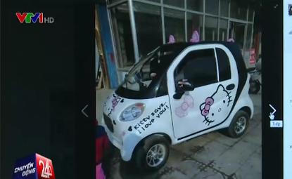 Xe ô tô điện không được phép sử dụng phổ biến tại Việt Nam