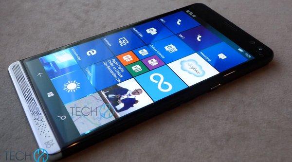 Lộ ảnh rõ nét của HP Elite x3 chạy Windows 10 Mobile
