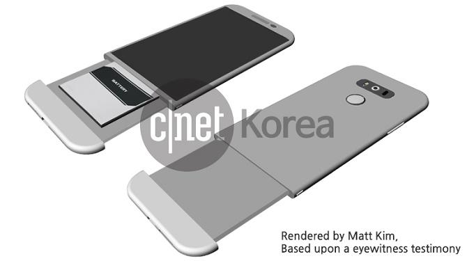 Loạt phụ kiện độc đáo sẽ giúp LG G5 tỏa sáng tại MWC 2016
