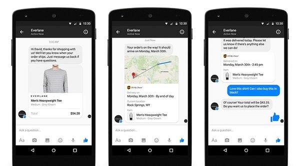 Facebook sẽ bắt đầu quảng cáo trên Messenger trong vài tháng tới