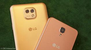 Cận cảnh LG X Cam và X Screen: hai smartphone đầu tiên của dòng X