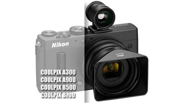 Nikon sắp ra mắt loạt máy ảnh compact mới
