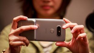 Trên tay phụ kiện chụp ảnh LG Cam Plus dành cho G5