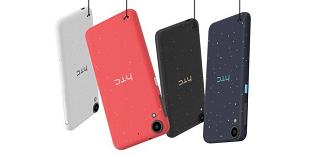 HTC trình làng loạt smartphone tầm trung Desire 530, 630 và 825
