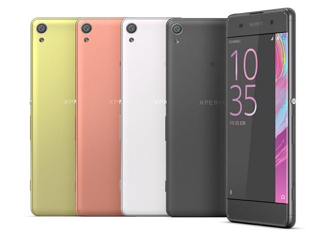 Sony bất ngờ làm mới dòng Xperia X
