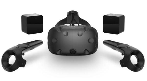 Kính thực tế ảo HTC Vive VR sẽ bán ra từ tháng 4, giá 800 USD